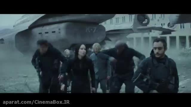 دومین تریلر فیلم ماجرایی The Hunger Games: Mockingjay 2