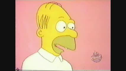 کلیپ کوتاه و جالب از سریال سیمپسونها - Good Night