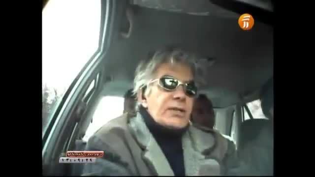 دوربین مخفی خنده دار راننده و مسافر ایرانی