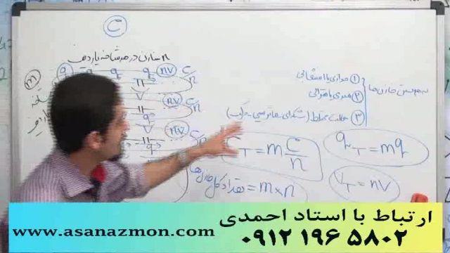 نمونه تدریس درس فیزیک کنکور تجربی و کنکور ریاضی 25