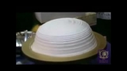 تزئین کیک ژله ای!!