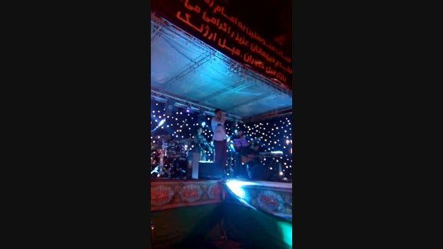 پویا بیاتی کنسرت تهران