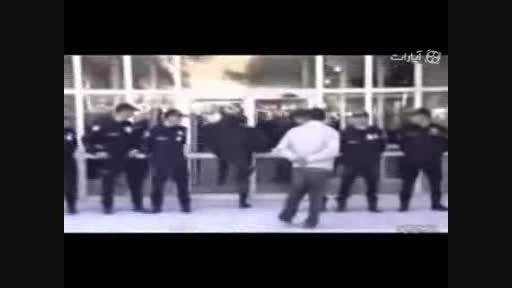 سوتی خنده دار پلیس..آخر خنده..