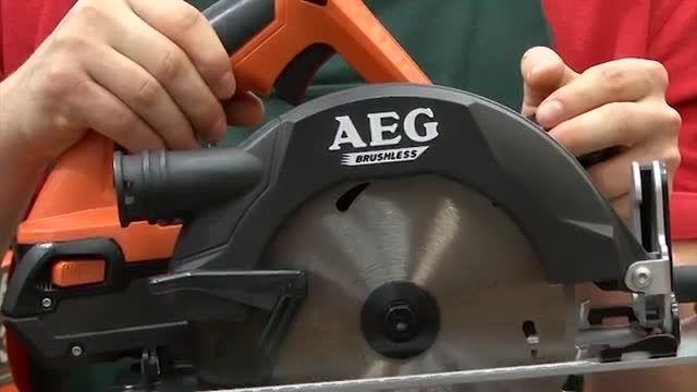 اره برقی AEG
