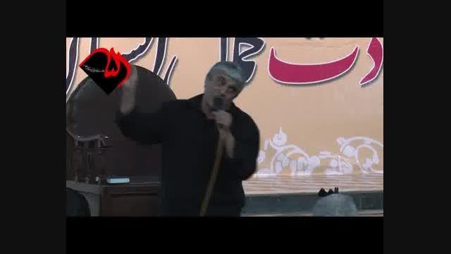حاج عزیز اسماعیلی-روضه حضرت زهرا(سلام الله علیها)