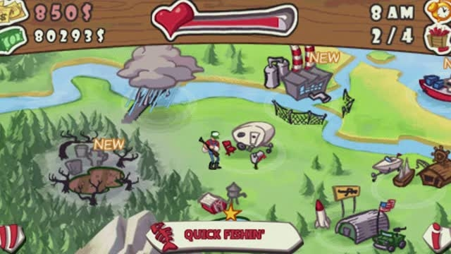 Super Dynamite Fishing - Android Action Game Trailer