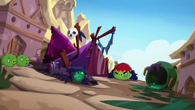 Angry Birds Toons S02 E25