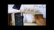 گوشی ۴هسته ای بلک ویو 900 blackviwe jk900 درسیدشاپ
