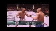 برترین ناک اوت های UFC - شماره 5