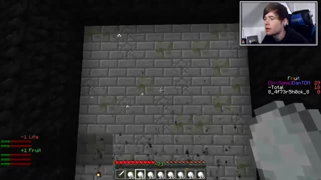 {کاستم مپ}Minecraft | FRUIT NINJA IN MINECRAFT