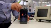باتریهای مبتنی بر نانونقاط با زمان شارژ زیر 30 ثانیه!
