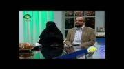 سلمان حدادی درشبکه استانی قم ماه مبارک رمضان بخش 3