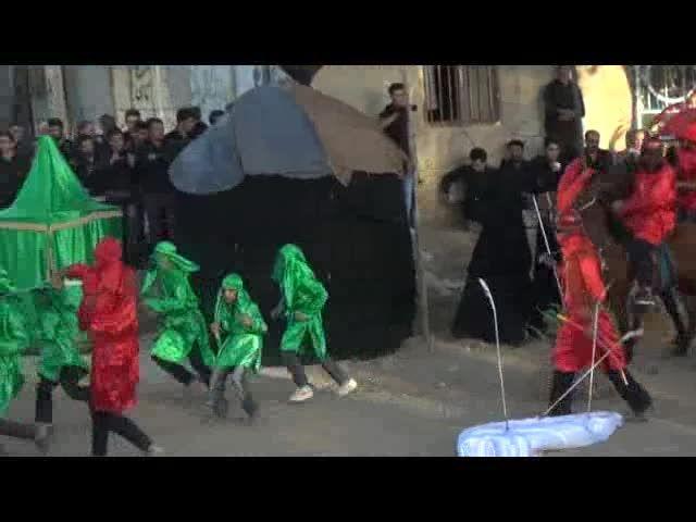 روستای عمان، (رزن، همدان): عاشورای 94 غارت خیمه قسمت 2