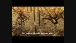 انیمیشن سریالی حمله به تایتان ها قسمت پانزدهم فصل اول