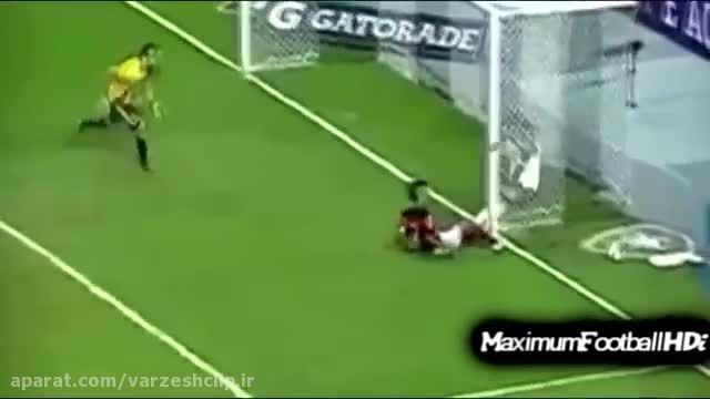اشتباهات خنده دار بازیکنان فوتبال