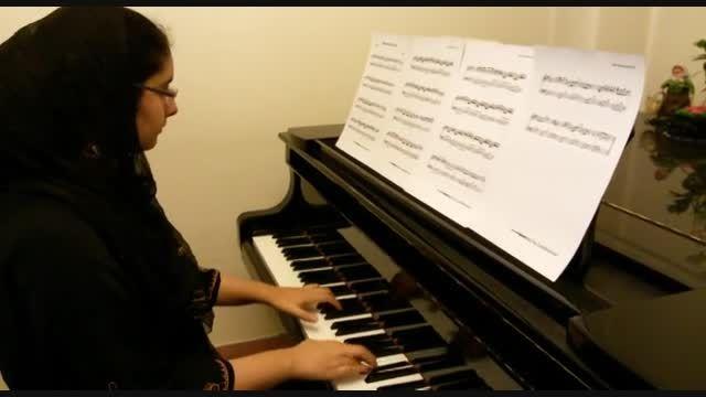 پیانوی زیبا-River Flows In You-نیاز غریب