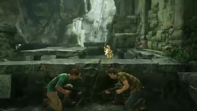 تریلر بخش مولتی پلیر Uncharted 4