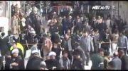 فیلم کوتاه از جلوس روز عاشورا در کویته پاکستان