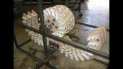 تولید برق رایگان با موتور آهنربایی نحوه ی کار و چند نمونه ی ساخته شده موتور مغناطیسی