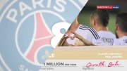 10 فوتبالیست پر درآمد دنیا