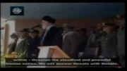 سخنان رهبر در مورد تحدید ایران