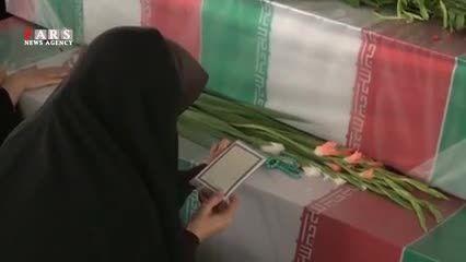 تشییع 270 شهید دفاع مقدس ، امروز ساعت 16 میدان بهارستان