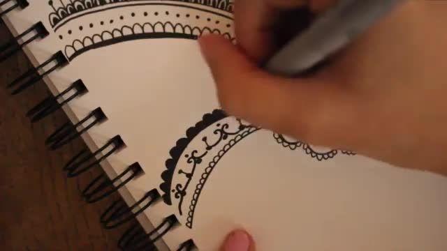 ✿ طراحی فوق العاده ی جلد دفتر ✿