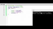 آموزش فارسی برنامه نویسی به زبان C++ قسمت 3