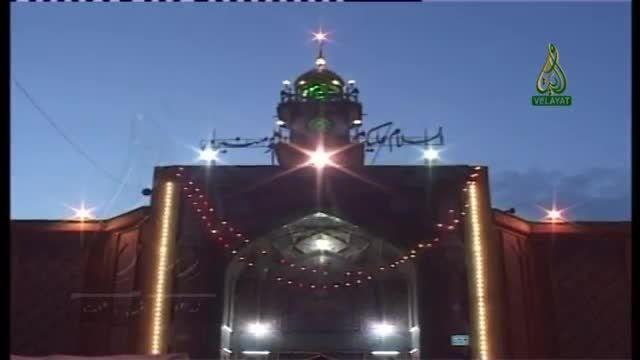حیدر النور التجری تواشیح زیبا به مناسبت ولادت حضرت علی