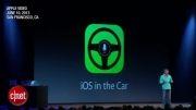 استفاده از سیستم عامل iOS در ماشین ها