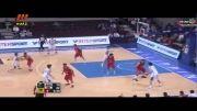 کره جنوبی 65 - 76 ایران/ بسکتبال جام ملتهای آسیا 2013