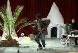 نمایش طنز  بچ دامو  به زبان اچمی گروه تئاتر میلاد اوز