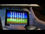 Samsung Galaxy Tab 7.7 و Apple iPad 2