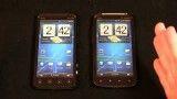 HTC EVO 3D vs. HTC Sensation 4G  Part 1