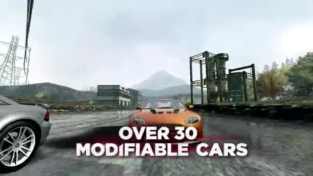تریلر بازی Need for Speed™ Most Wanted برای اندروید