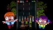 اندسافت- بازی Zombie 300 زامبی در اندروبد