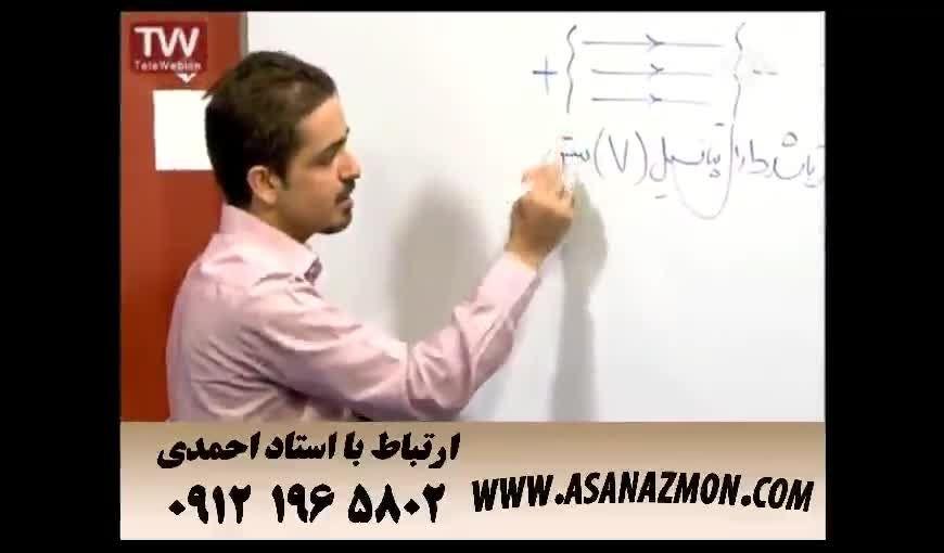آموزش اصول حل تست های ترکیبی درس فیزیک - کنکور ۴