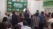مولودی امام محمد باقر علیه السلام حاج حسین  احمدی