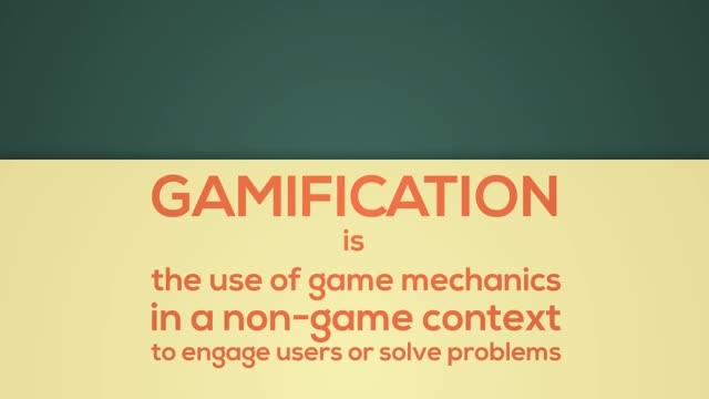 Gamification - 1. Introduction