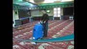 دستگاه های شستشوی فرش- فرش شوی مدرن- دستگاه فرش شور