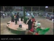 مراسم تعزیه غارت خیمه گاه (حسینیه تخماقلو) پارت3
