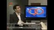 سوتی در برنامه 90 رقص عوامل پشت صحنه