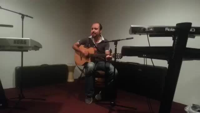 اجرای ترانه محلی شیرازی توسط صفا