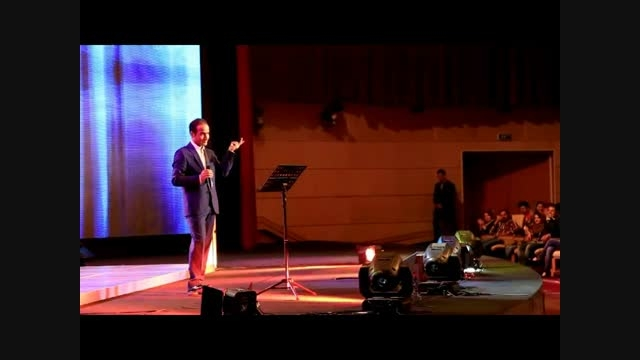 برنامه ی باحال و خنده دار حسن ریوندی در برج میلاد-کنسرت