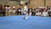 اجرای کاتای زیبای گیگ سای شو در کیوکوشین کاراته!!!