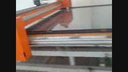 دستگاه برش سی ان سی شیشه ( تجارت گستر ماشین)