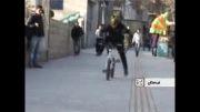 حرکات خطرناک با دوچرخه(مستند گزارشی)