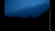 شلیك های تیر بار M2 آمریكایی ها در شب بر علیه طالبان