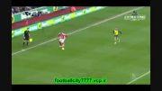خلاصه بازی استوک سیتی 3 - 2 آرسنال(لیگ برتر جزیره)