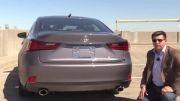 بررسی  Lexus IS 250 2014 -- لکسوس آی اس 250 -- قسمت 1